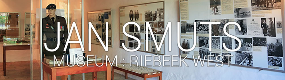 Jan Smuts Riebeek Birthplace