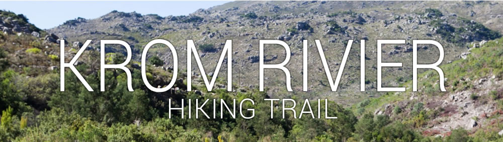 Krom Rivier Hiking Trail